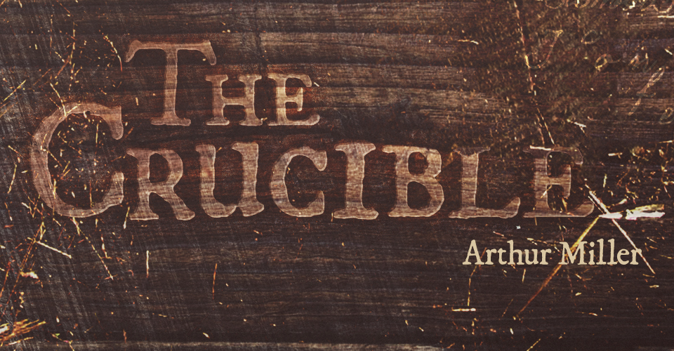 the destructive nature of fear and suspicion in arthur millers the crucible Crucible john proctor essay the crucible by arthur miller the nature law of john locke the crucible - fear and suspicion.